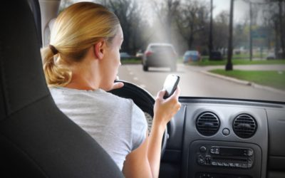 Legal Risks of Texting and Driving