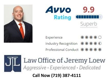 Criminal Defense Attorney Colorado Springs